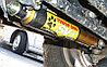Nissan Patrol рулевой демпфер усиленный с регулировкой жесткости - TOUGH DOG.  ПО АКЦИИ РАСПРОДАЖА !!!!, фото 2