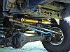 Toyota Land Cruiser 80/105 рулевой демпфер усиленный с регулировкой - TOUGH DOG. ПО АКЦИИ РАСПРОДАЖА !!!!!, фото 4