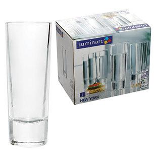 Набор рюмок Luminarc New York 6 штук 50 мл (H5018/6)