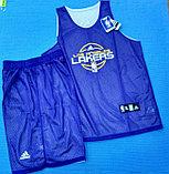 Форма баскетбольная Adidas, двухсторонняя, фото 2