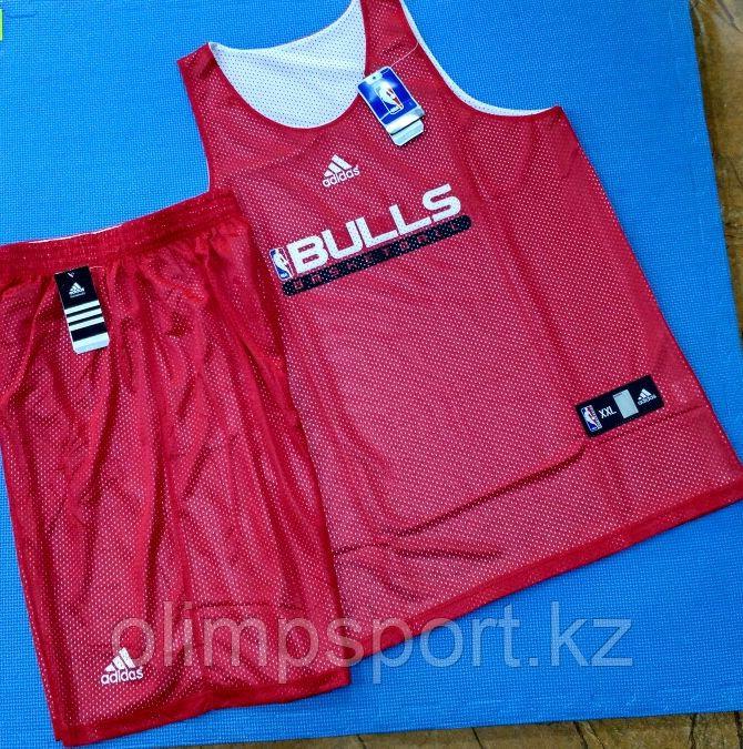 Форма баскетбольная  Adidas, двухсторонняя
