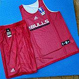 Форма баскетбольная Adidas, двухсторонняя, фото 3