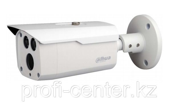 HAC-HFW2401DP Видеокамера циллиндрическая уличная 4мр ИК до 80м