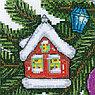 """Набор для вышивания крестом """"Любимые игрушки"""", фото 3"""