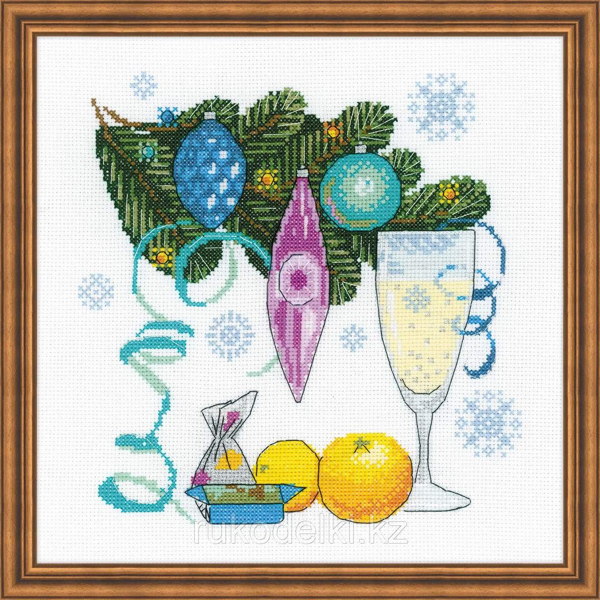"""Набор для вышивания крестом """"С Новым годом!"""""""