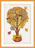 """Набор для вышивания крестом """"Денежное дерево"""""""