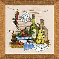 """Набор для вышивания крестом """"Натюрморт с перцем"""""""