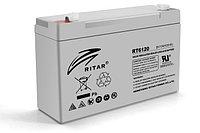 "Аккумуляторная  батарея   ""6V 12 Ah  RT 6120(151x50x94)"""