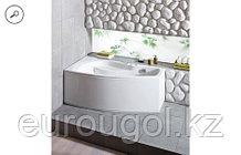 Ванна асимметричная Santek Майорка 150 на 90 см