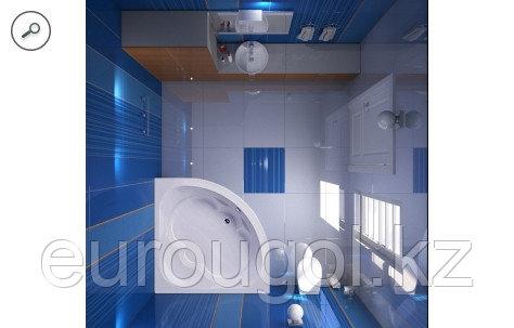Ванна симметричная Santek Канны 150х150 см
