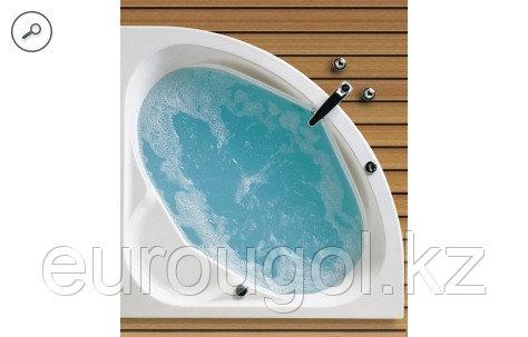 Симметричная ванна Santek Карибы 140х140 см