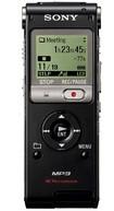 Диктофон цифровой Sony ICD-UX200F, 2Gb - Black