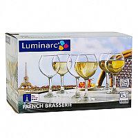 Набор Luminarc French Brasserie из 6 бокалов для вина 210 мл (H9451/6)