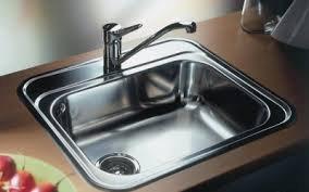 Мойки кухонные из нержавеющей стали