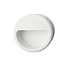 Ручка мебельная, белая, 55 мм, пластмасса