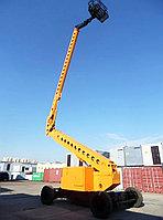 Аренда Телескопического подъемника самоходного 40 метров Grove AMZ131