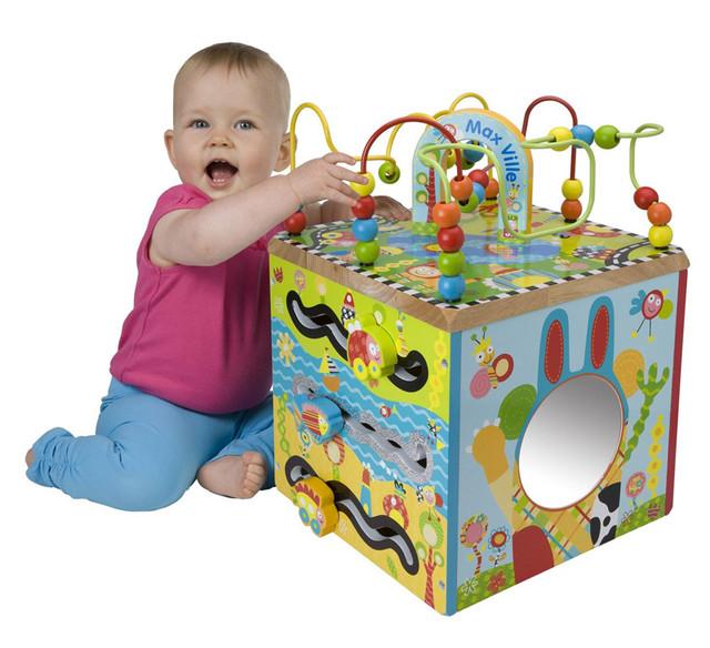Игрушки, развивающие игрушки