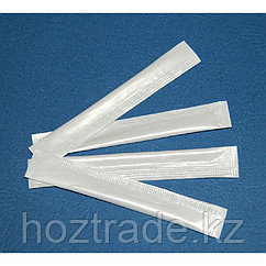 Зубочистки деревянные в индивидуальной упаковке (1000 штук)