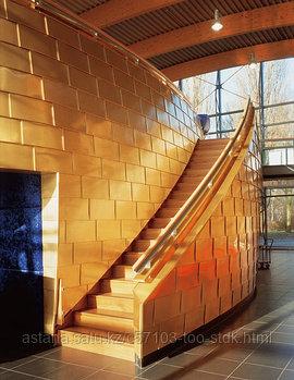 Медный прокат TECU® - GOLD (Золото)