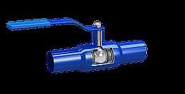 Кран шаровый SV под приварку КШ.1.Т.П.015/40.R.01LS