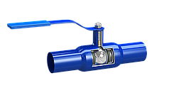 Кран шаровой SV под приварку КШ.1.Т.П.025/40.R.01LS
