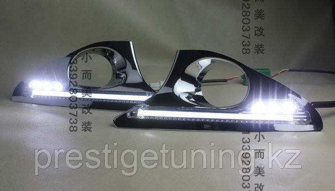 ДХО Camry V50 Type 4