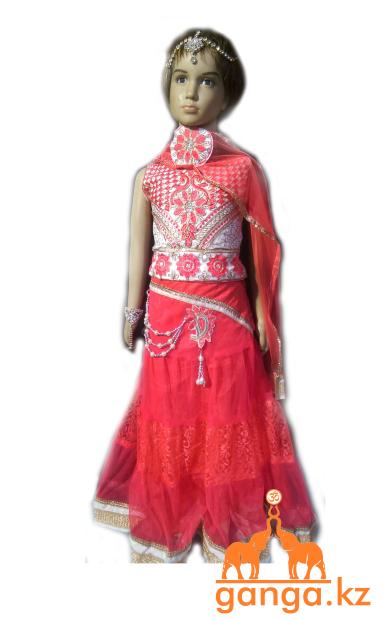 Индийский костюм для девочки (5-9 лет) - фото 2