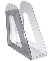 Лоток вертикальный ФАВОРИТ тонированный серый