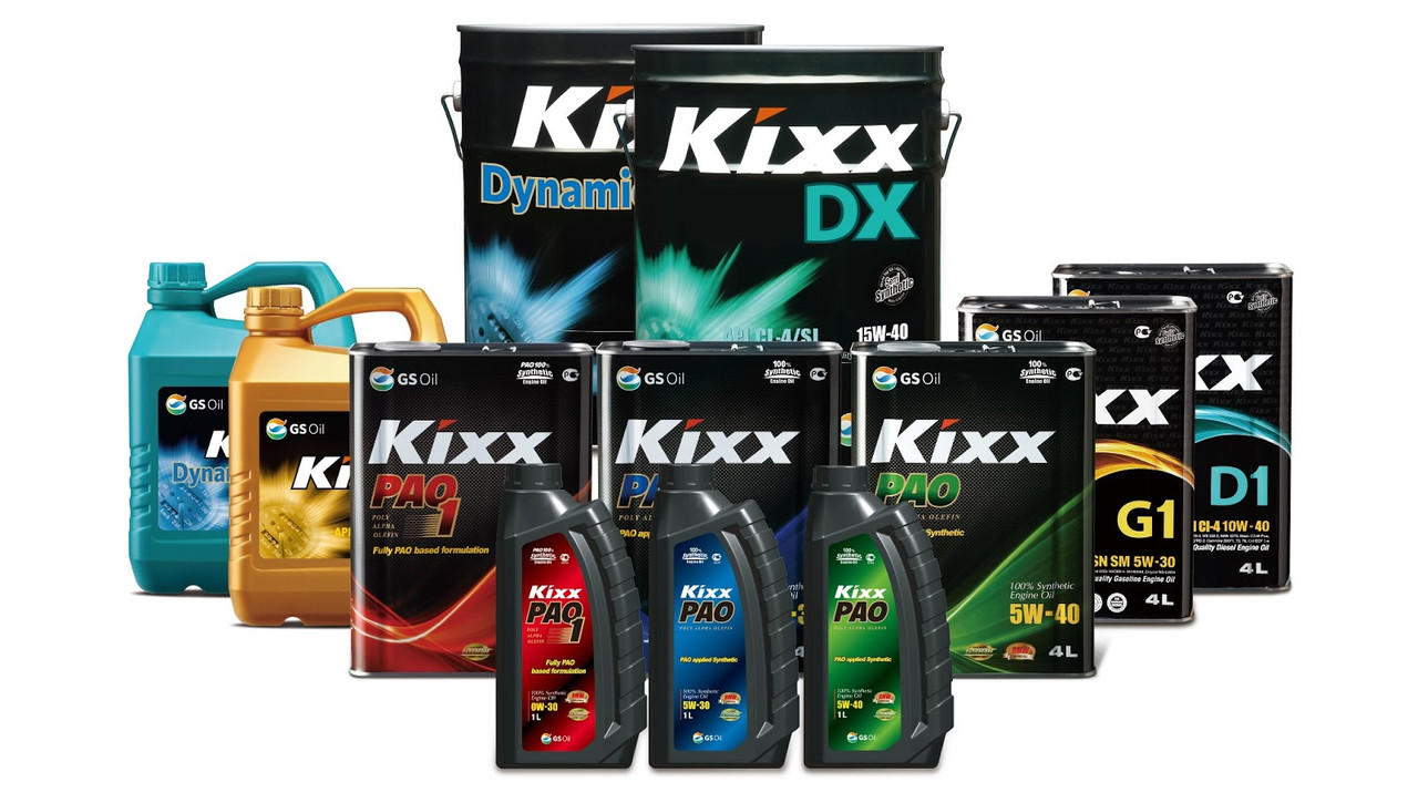 Kixx 10/40 1л