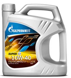 Gazpromneft Super 10w 40 1л