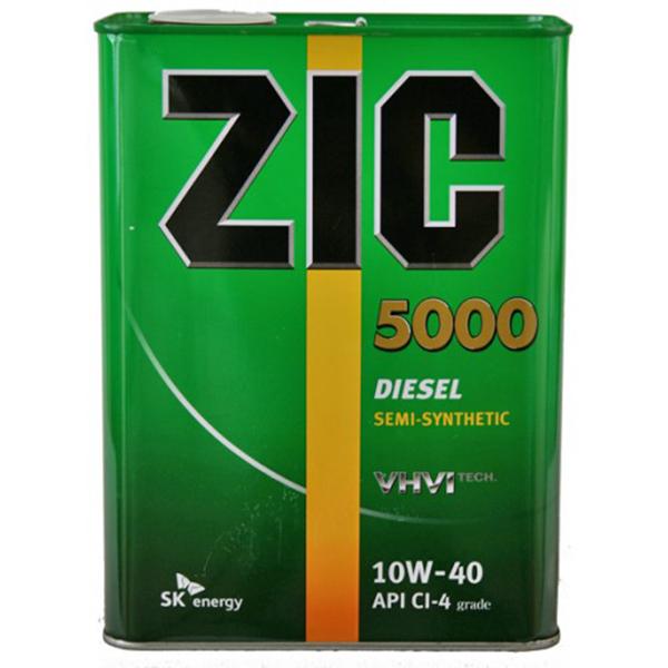 ZIC DIESEL Х 3000 15/40 20л
