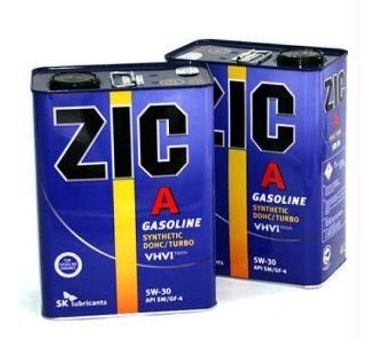 ZIC GASOLINE 5/40 4л