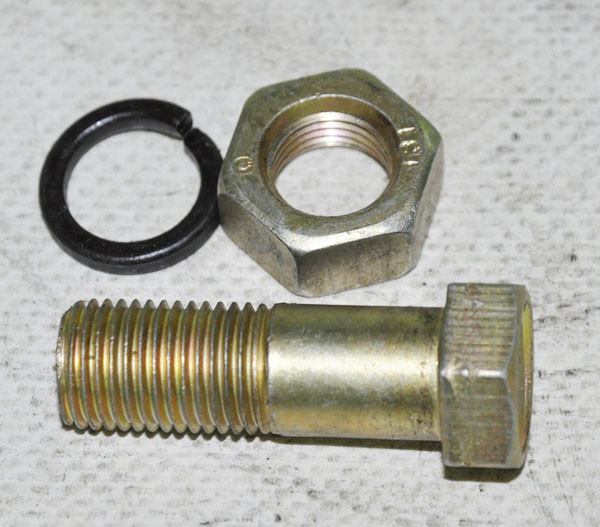 Болт сливной б/бака и радиатора