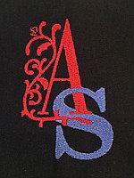 Вышивка логотипов, шевронов, рисунков
