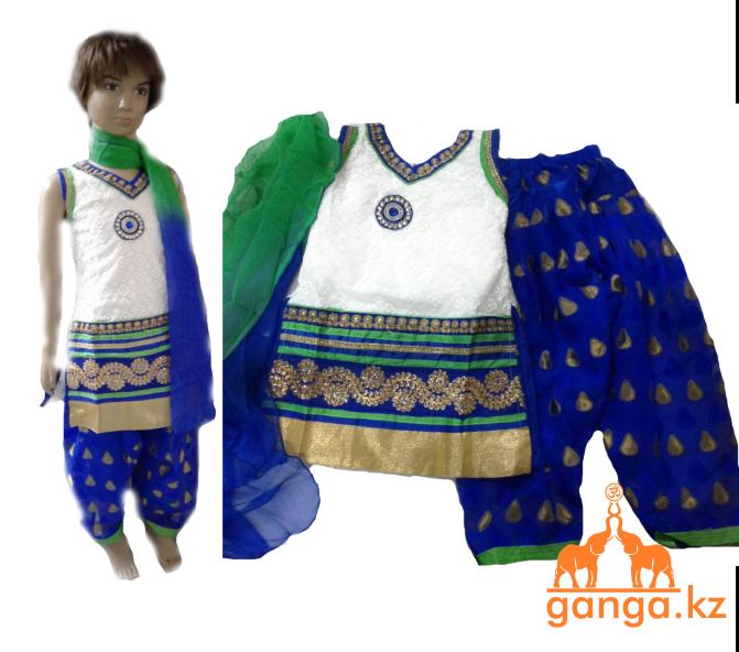 Индийский костюм для девочки (3-5 лет) - фото 2