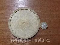 Тарелка деревянная