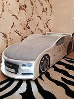 """Кровать-машина """"Ауди А4"""" для детей до6 лет., фото 3"""