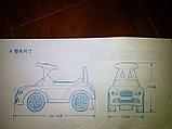 Толокар машинка Bentley Бэнтли (АНАЛОГ), фото 5