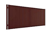 Распашные ворота 5000х2000 металлические