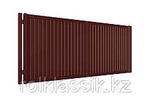 Распашные ворота 4100х2000 металлические