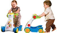 Детские ходунки Chicco Ergo Gym первые шаги, фото 1