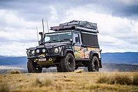 Усиленная подвеска Land Rover