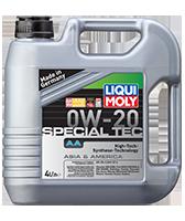 Special Tec 0w20 Liqui Moly