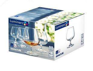 Набор Luminarc Signature из 4 бокалов для коньяка 410 мл (J2934/4)