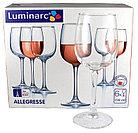 Набор Luminarc Allegresse из 6 бокалов 230 мл (J8163/6), фото 2