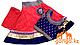 Индийский костюм для девочки (3-4 года) размер 18-20, фото 3