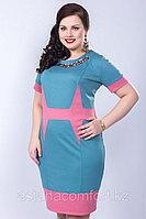Изысканное платье в европейском стиле, 52 р.