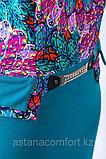 Элегантное платье приталенного силуэта. Размеры: 44, 46, 54, 56, фото 4