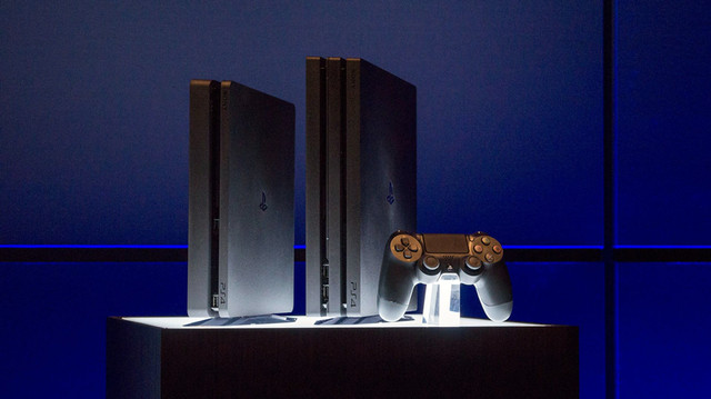 Playstation 4 Игровые Приставки