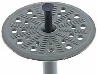"""Дюбель """"Гриб"""" для крепления утеплителя, 80 мм. 50 штук в упаковке СИБРТЕХ 46031 (002)"""